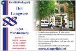 Slagerij Dol Langweer