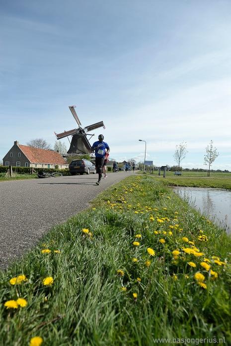 De laatste kilometer...