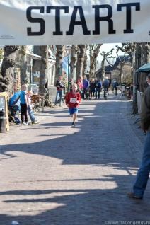 Rutger Portena wordt tweede op de 5 kilometer!