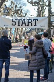 Deborah Peter wint de 5 kilometer